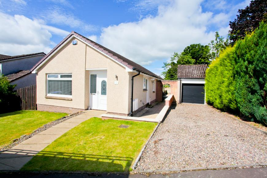 Cowal Crescent, Glenrothes