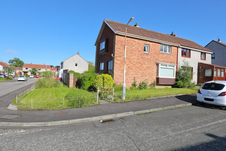 Willow Crescent, Glenrothes