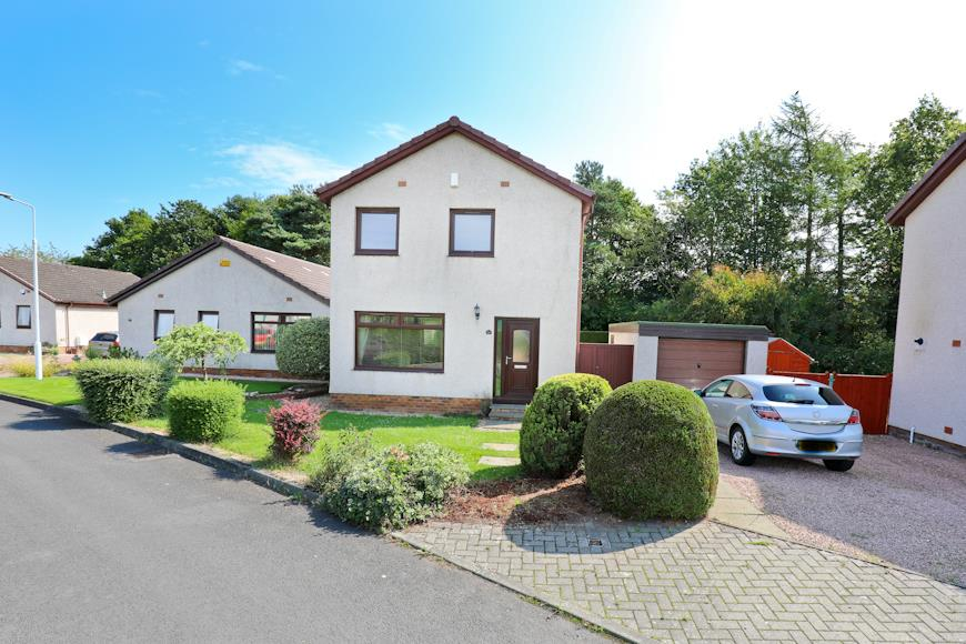 Myres Drive, Glenrothes