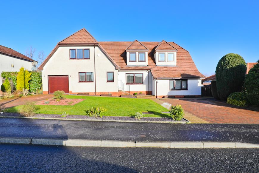 Tanna Drive, Glenrothes